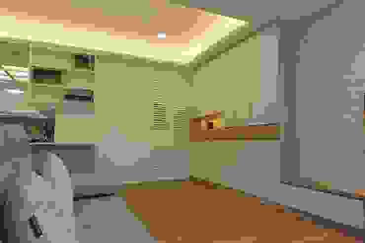 新竹-美棧 根據 萩野空間設計 北歐風