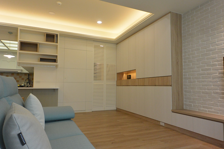 萩野空間設計 Living room