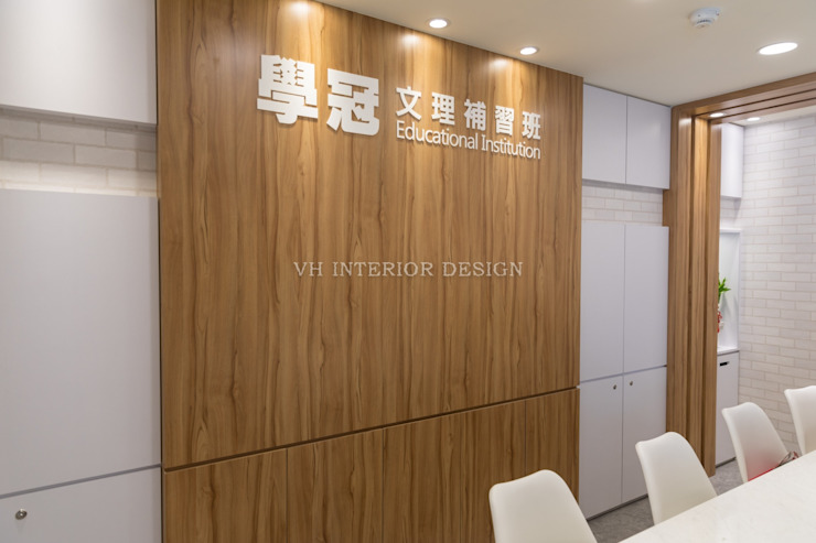 by VH INTERIOR DESIGN Industrial