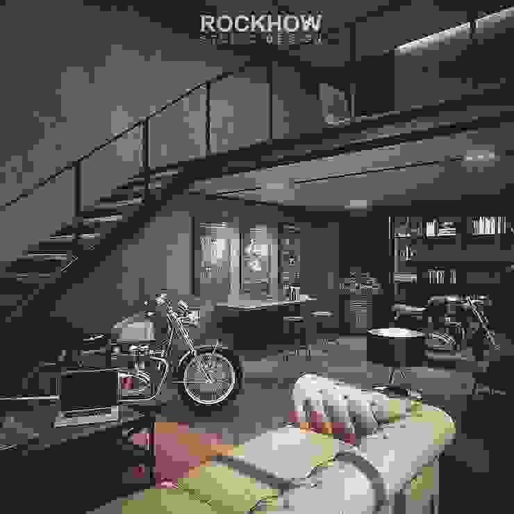 by Rockhow Studio Design