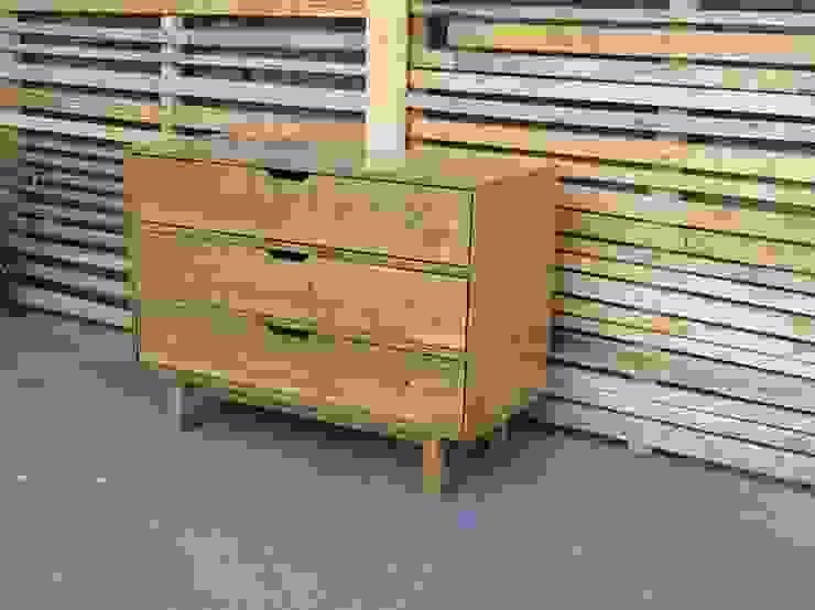 Cooper Compactum 3 Drawers Unit Eco Furniture Design BedroomDressing tables Wood