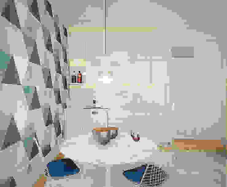 Cuisine moderne par MRS - Interior Design Moderne