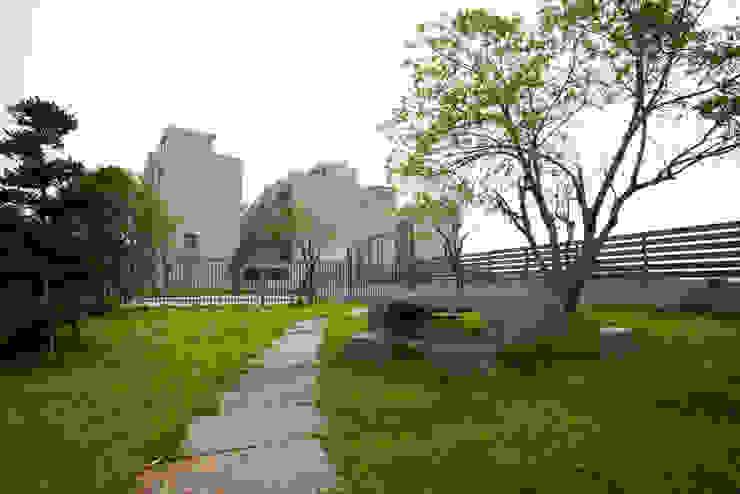 完工後庭院公園 萩野空間設計