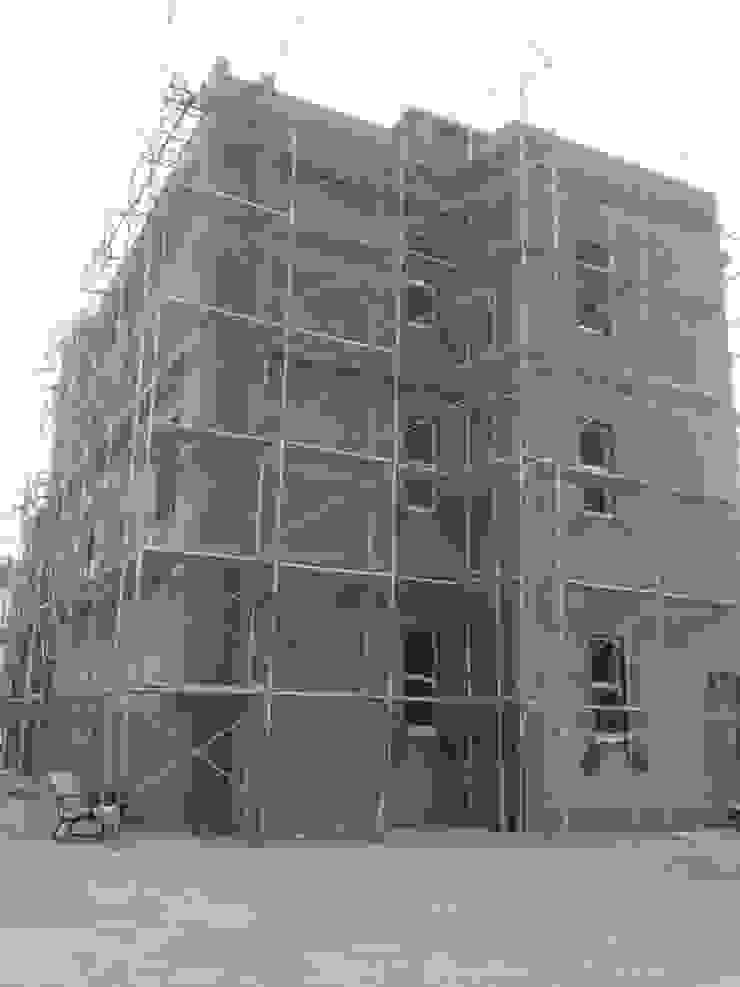 施工中建築物 萩野空間設計