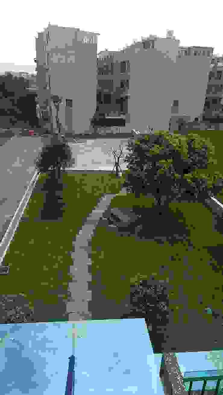 完工庭院籃球場 萩野空間設計