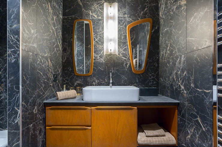 Colonial style bathroom by Thomas Marquez Photographie Colonial