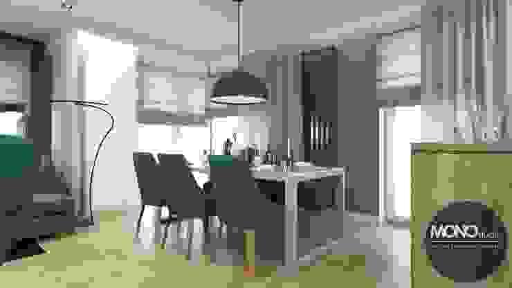 MONOstudio Modern dining room