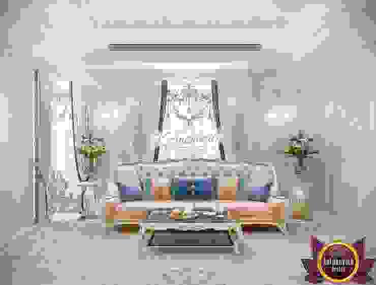 Dream house design by Katrina Antonovich Classic style bedroom by Luxury Antonovich Design Classic