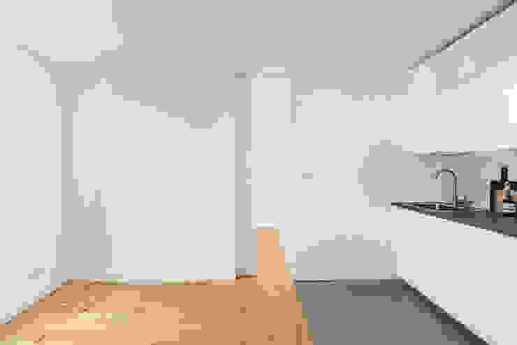 Remodelação de apartamento Architect Your Home Cozinhas minimalistas