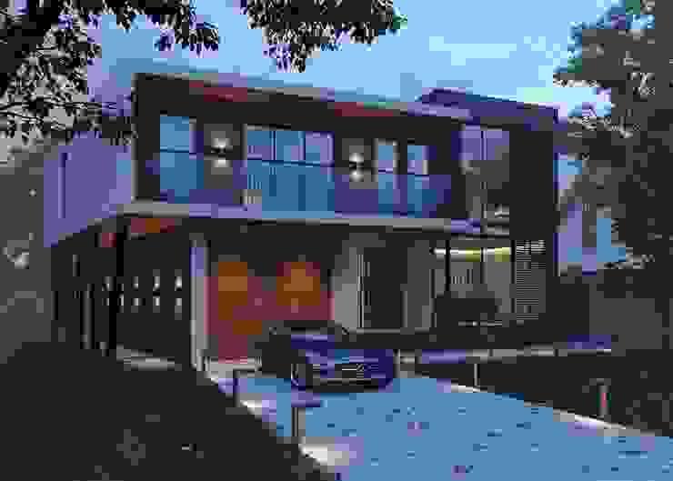 Design Studio AiD 現代房屋設計點子、靈感 & 圖片