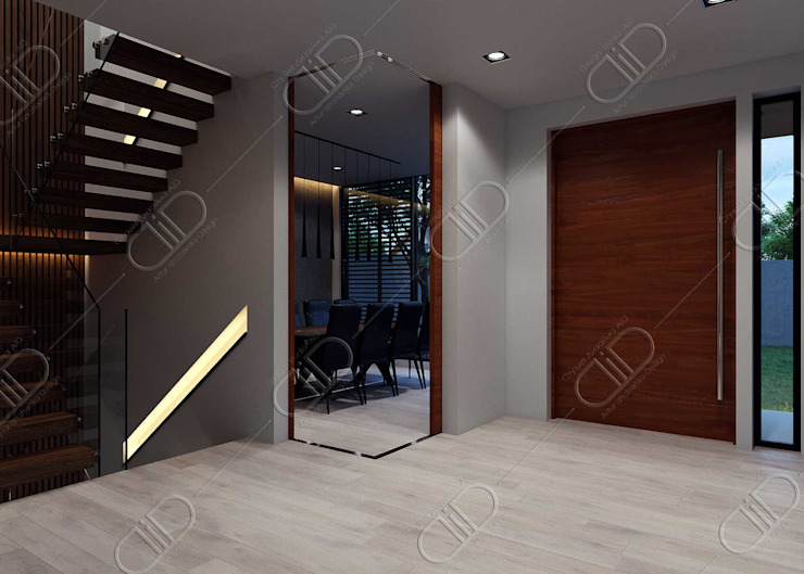 Design Studio AiD 走廊 & 玄關