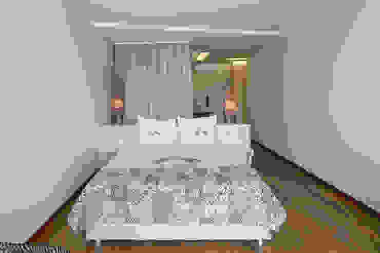 Suite - Mjarc by João Andrade e Silva MJARC - Arquitetos Associados, lda QuartoCamas e cabeceiras