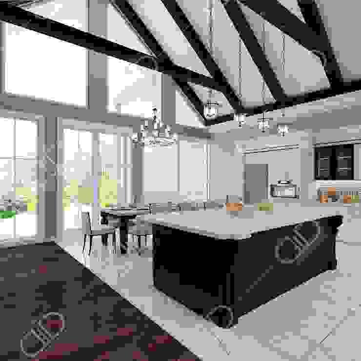 Traditional interior by Design Studio AiD Classic