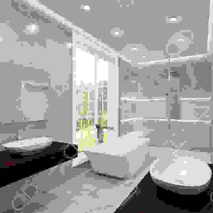 Traditional interior Classic style bathroom by Design Studio AiD Classic