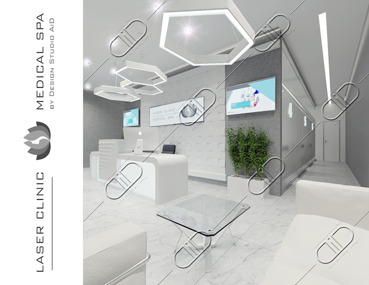 Laser SPA by Design Studio AiD Minimalist