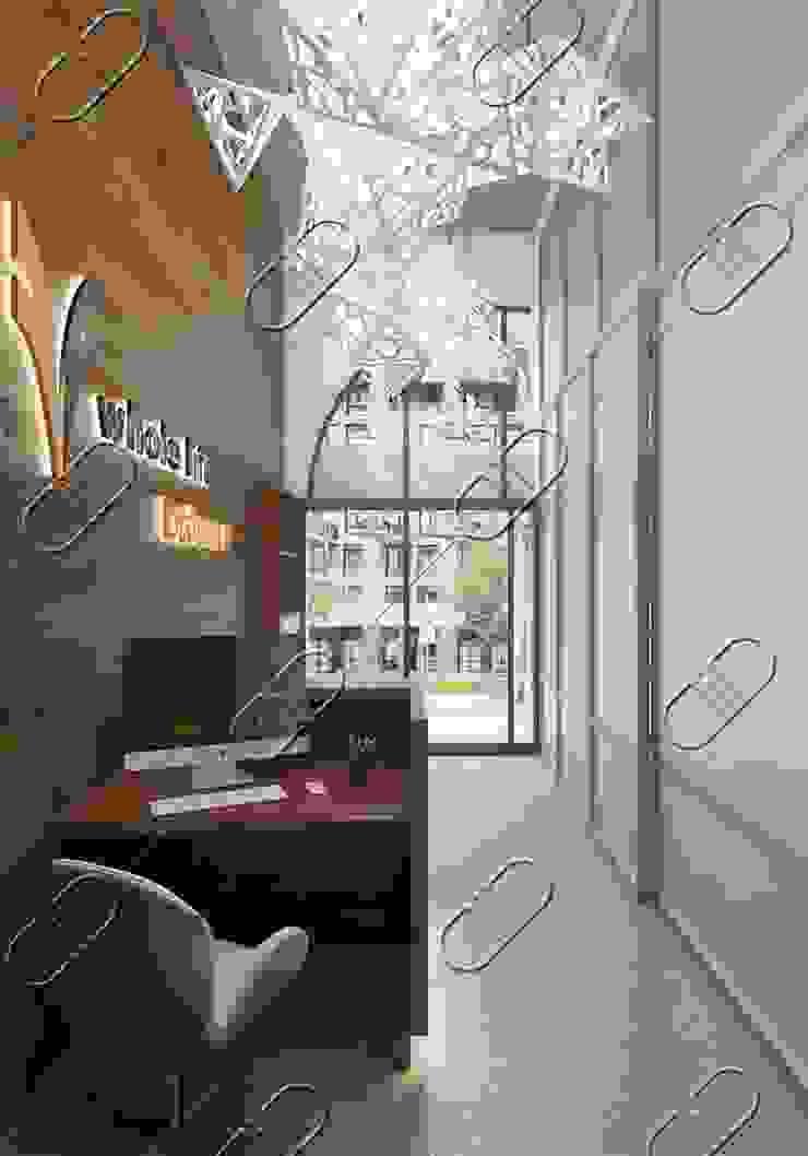 Yoga SPA by Design Studio AiD Modern