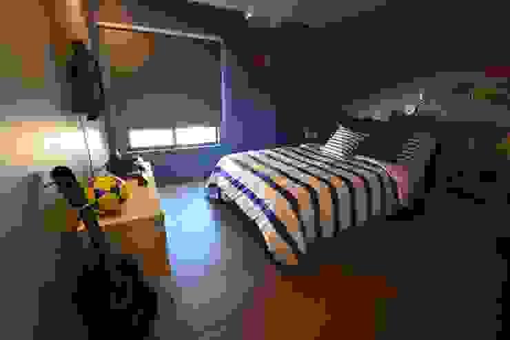 Casa Lirio Dormitorios infantiles modernos de Lo Interior Moderno