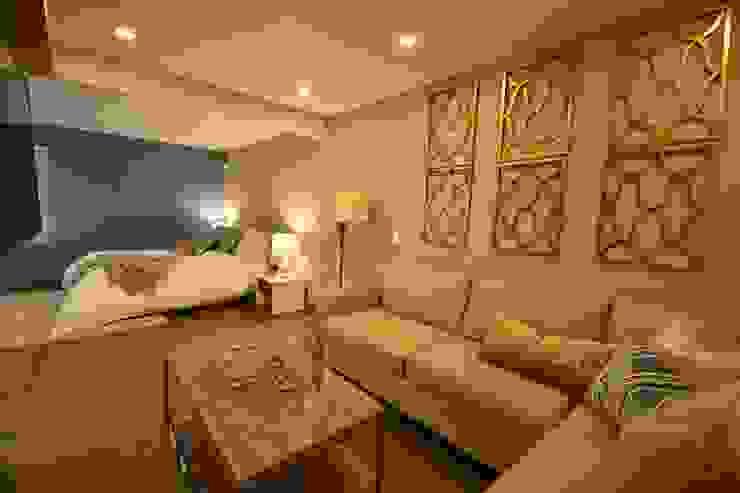 Casa Lirio Dormitorios modernos de Lo Interior Moderno