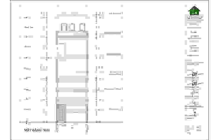 de Công ty cổ phần kiến trúc và nội thất Tobehouse Việt Nam Moderno
