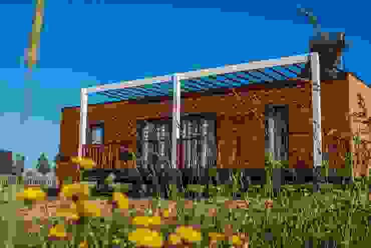Casa Zmar - : Casas  por JGDS-EPA - CASAS MODULARES,