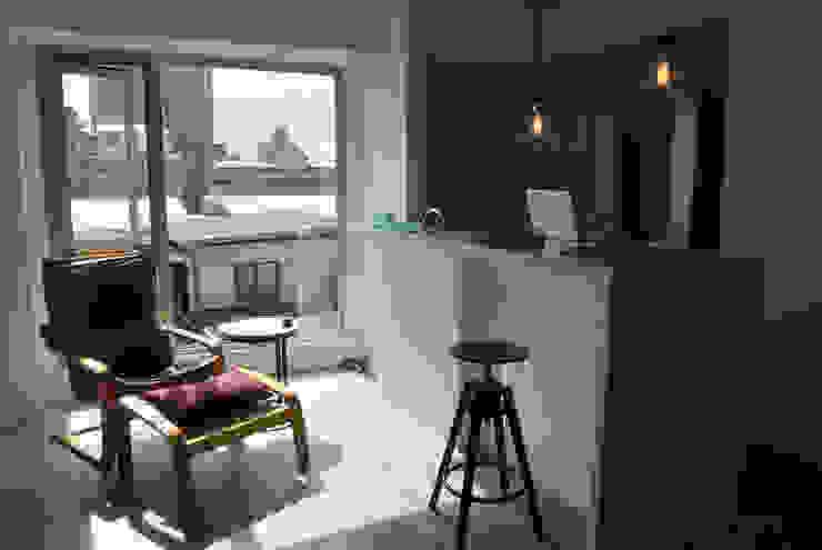 【住宅設計】和平東路 – 20坪清新居家風格 根據 大觀創境空間設計事務所 現代風