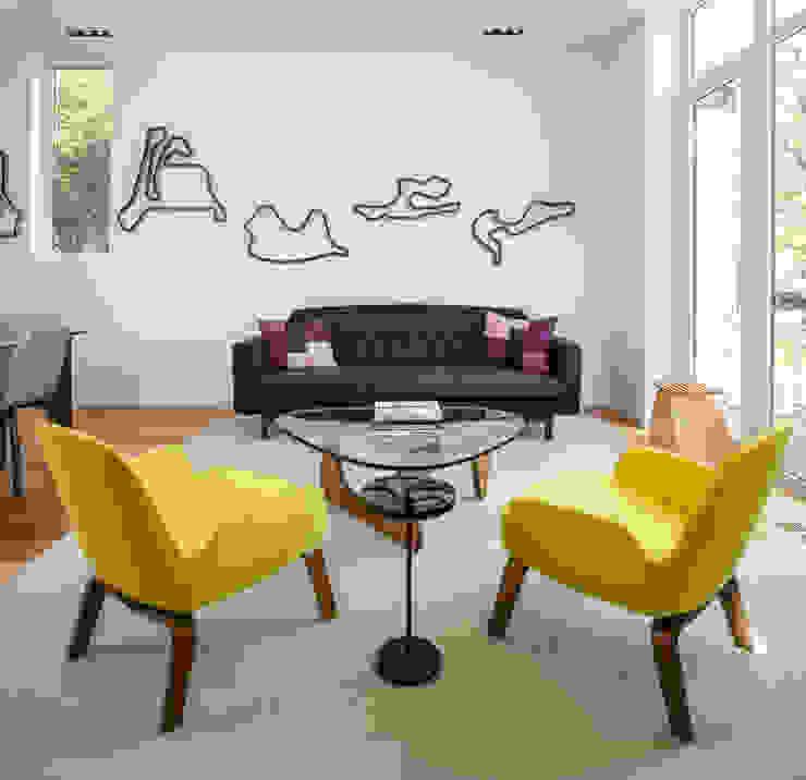 Avenue Road Residence Modern living room by Flynn Architect Modern