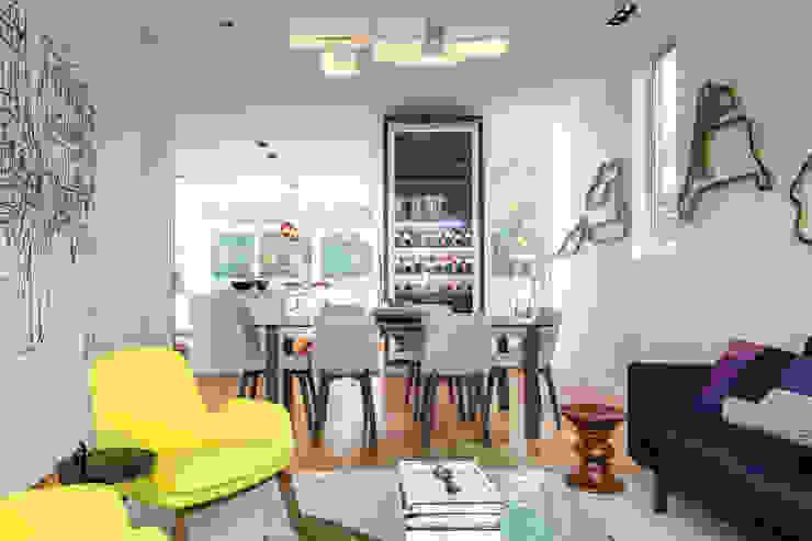 Avenue Road Residence Modern dining room by Flynn Architect Modern