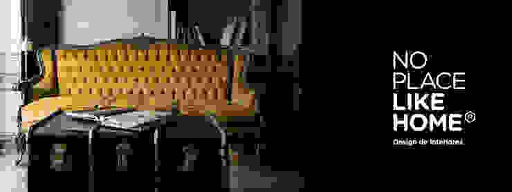 Reading Nook Salas de estar modernas por No Place Like Home ® Moderno