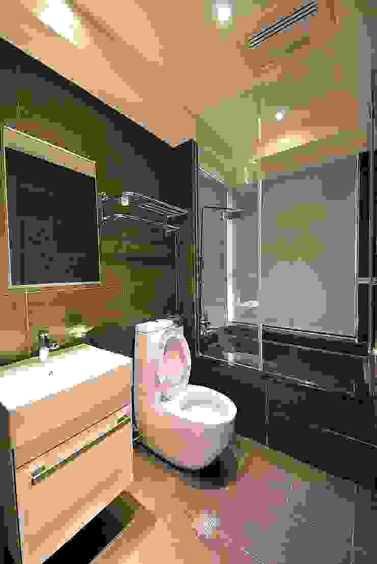 【住宅設計】淡水伊東市 – 26坪美式Loft風格 根據 大觀創境空間設計事務所 北歐風