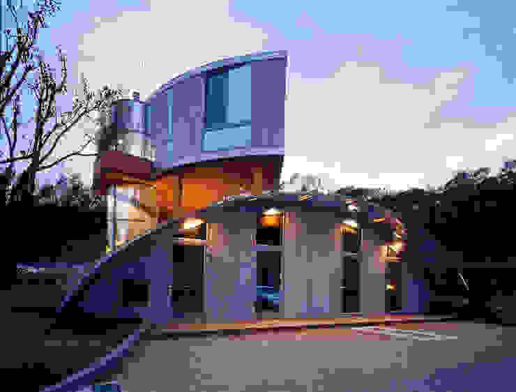 능평리하우스 (Hyung) by D.P.J & Partners 컨트리