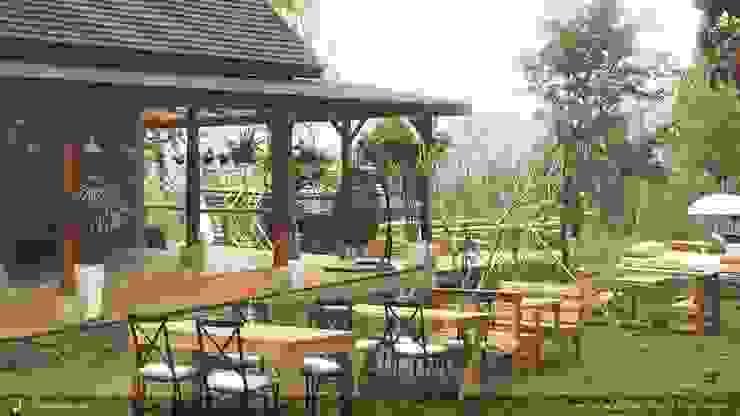 PAI - House of Love - Resort & Restaurant โดย pommballstudio