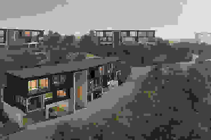 양양 모던스타일 주택 by 단감 건축사사무소 모던