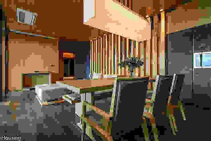 양양 모던스타일 거실 by 단감 건축사사무소 모던