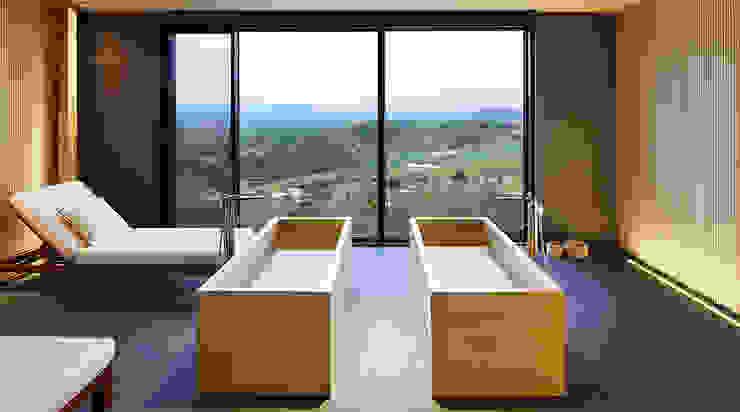 양양 모던스타일 욕실 by 단감 건축사사무소 모던