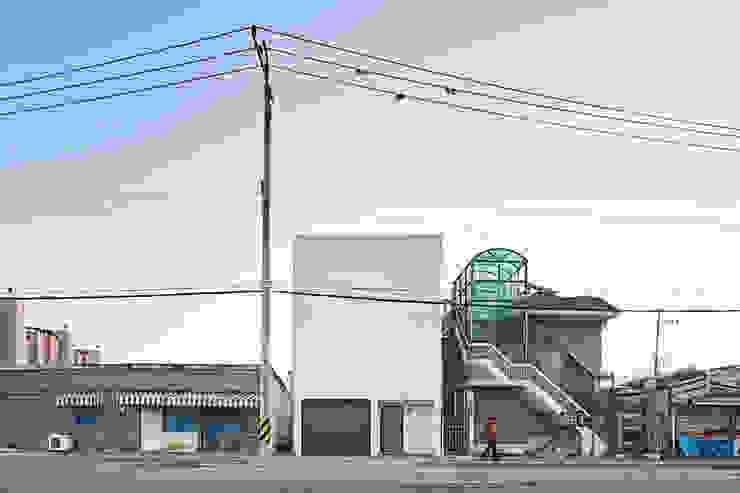 동두천 모던스타일 주택 by 단감 건축사사무소 모던