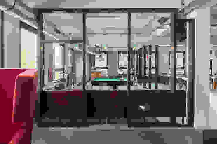 Interieurontwerp advocatenkantoor Rotterdam Industriële bars & clubs van Yben Interieur en Projectdesign Industrieel