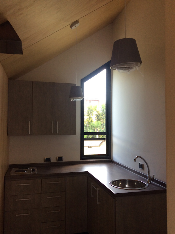 PROTOTIPO EXTEND _ Viviendas Refugio @tresarquitectos Casas modernas