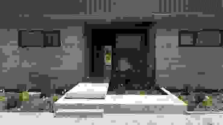Casa DLP Casas estilo moderno: ideas, arquitectura e imágenes de 2712 / asociados Moderno