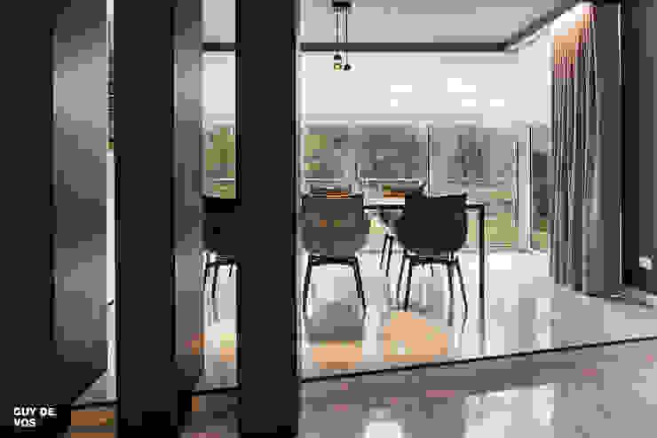Villa Batu Alam Moderne eetkamers van Guy de Vos Modern