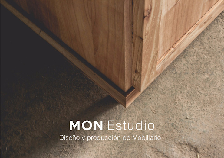 by Mon Estudio Country Solid Wood Multicolored