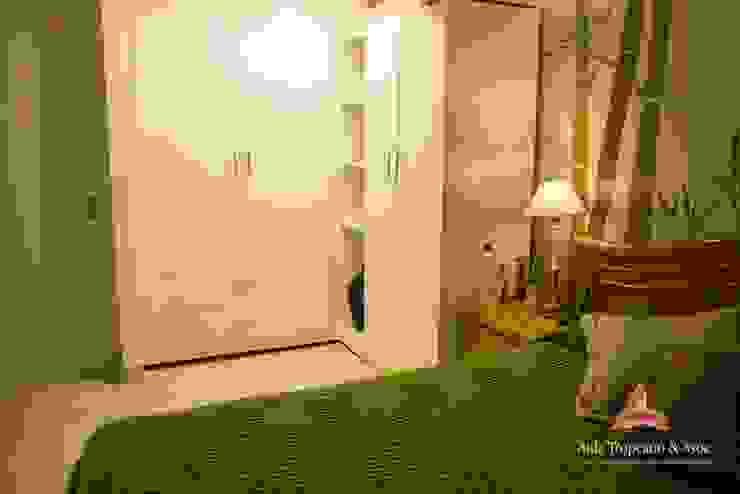 DORMITORIOS Aida tropeano& Asociados Dormitorios modernos: Ideas, imágenes y decoración Verde