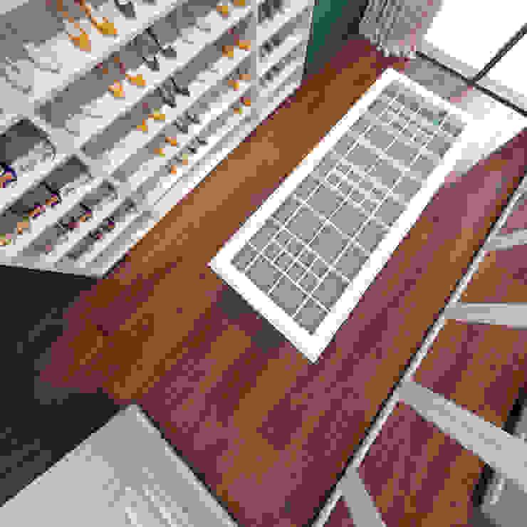 AKSESUAR DESIGN Dressing roomWardrobes & drawers Kayu