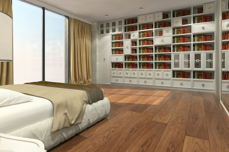 AKSESUAR DESIGN BedroomAccessories & decoration Kayu