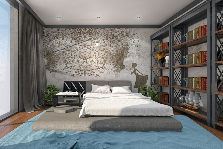 AKSESUAR DESIGN Interior landscaping Kertas