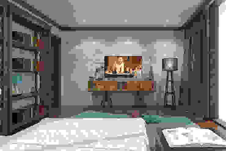 AKSESUAR DESIGN BedroomWardrobes & closets Kayu