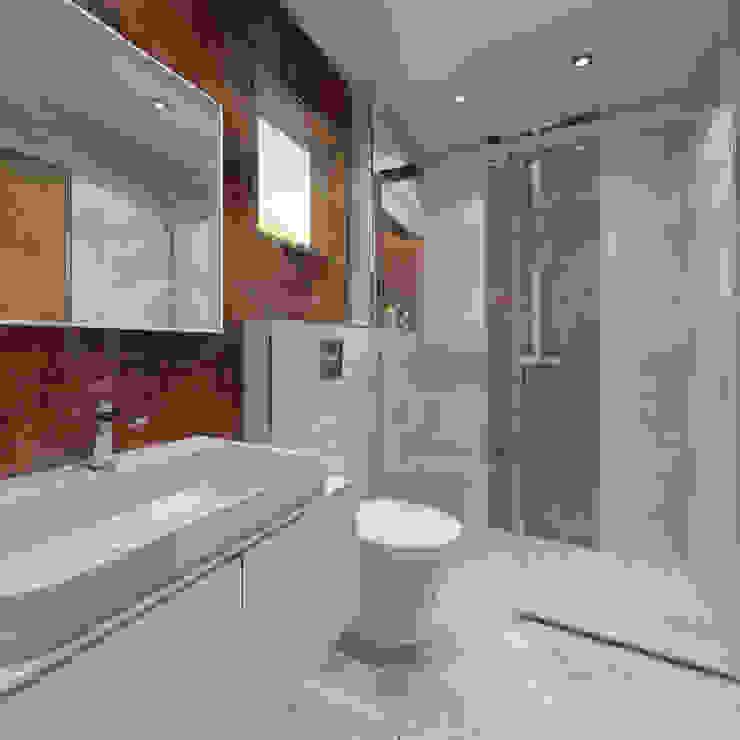 AKSESUAR DESIGN BathroomBathtubs & showers Kaca