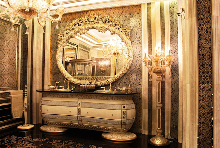 AKSESUAR DESIGN BathroomDecoration Kayu
