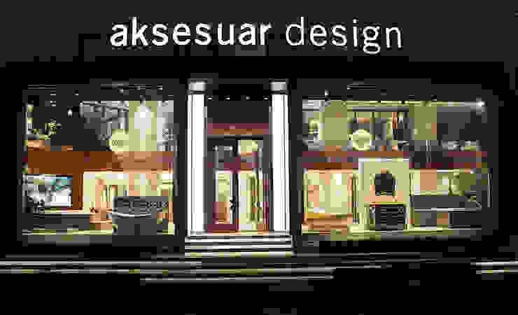 AKSESUAR DESIGN Office spaces & stores Keramik