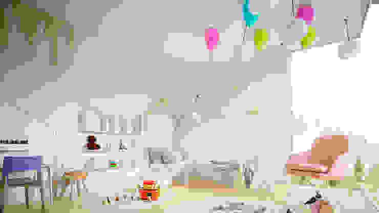 Adrede Diseño Modern nursery/kids room