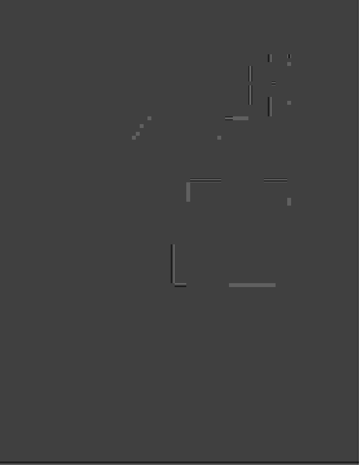 Casas de estilo moderno de Adrede Diseño Moderno